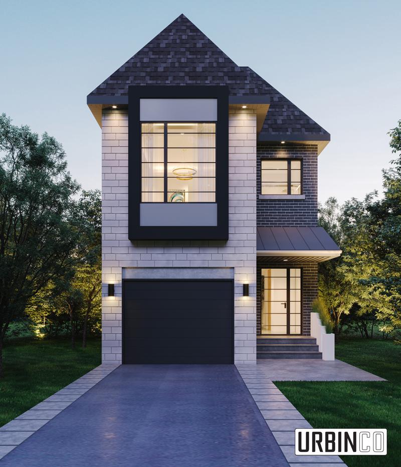 Rendering of new home in Alderwood
