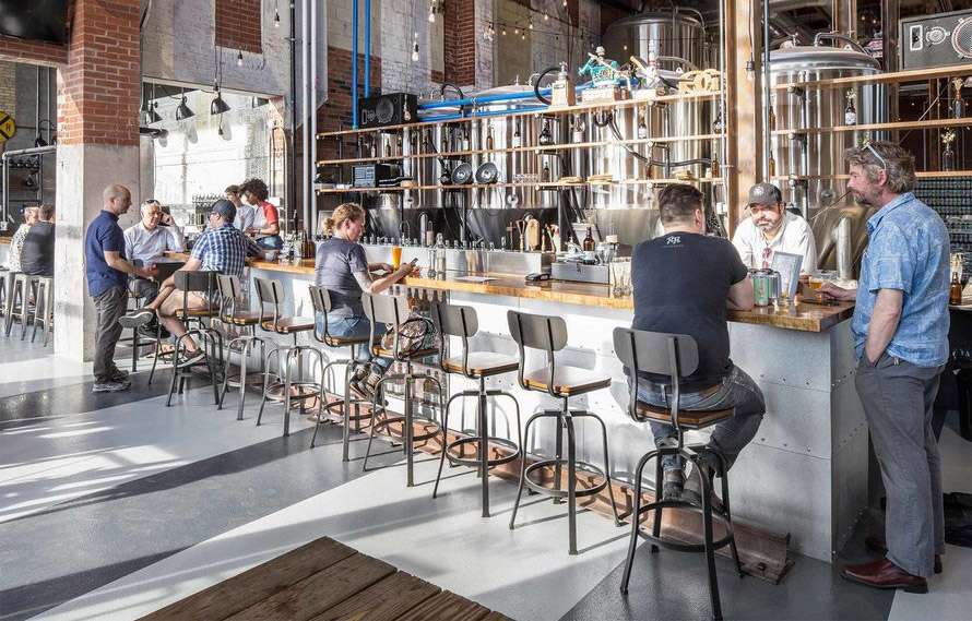 The Junction Brewery Taproom Toronto
