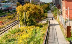 Toronto Junction Railpath Park