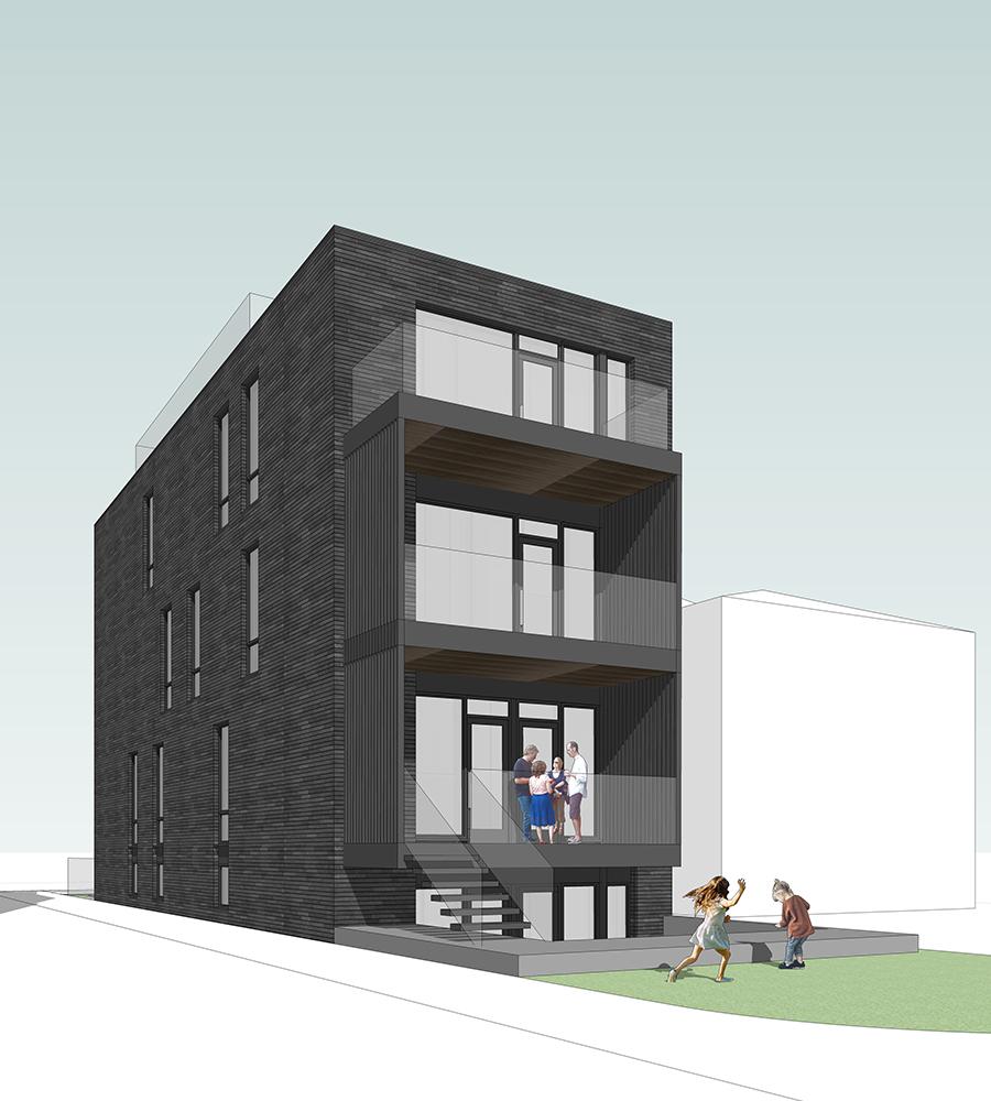 toronto multi-residential home