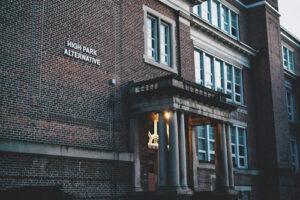 high park alternative school