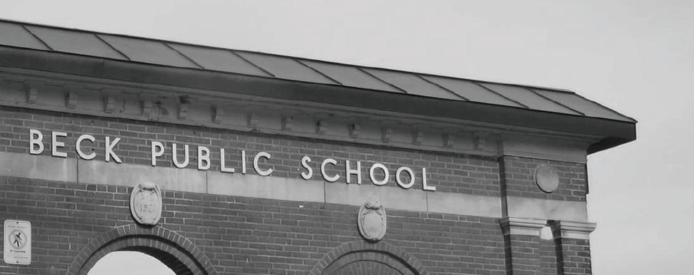 Beck Public School, Alderwood Neighbourhood